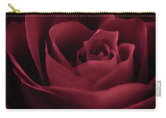 With This Rose Carry-all Pouch