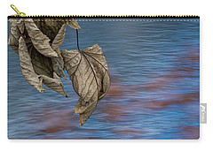 Withered Leaves Carry-all Pouch