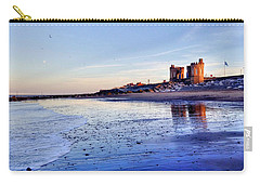 Withernsea Sunset And Moon Carry-all Pouch