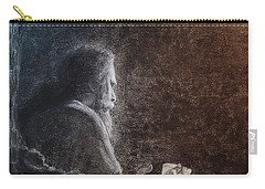 Within The Flicker Of Dreams Carry-all Pouch
