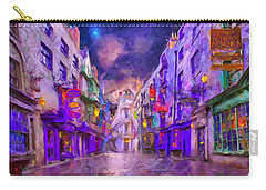 Wizard Mall Carry-all Pouch