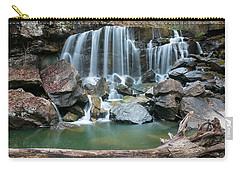 Wolf Creek Falls Carry-all Pouch