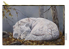 Wolf Dreams Carry-all Pouch