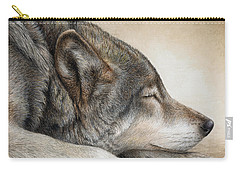 Wolf Nap Carry-all Pouch