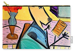 Wolfgang Carry-all Pouch by Bill OConnor
