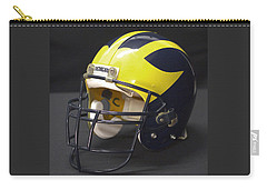 Wolverine Helmet From The 1990s Carry-all Pouch