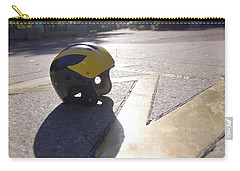 Wolverine Helmet On The Diag Carry-all Pouch