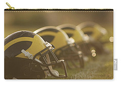 Wolverine Helmets Sparkling In Dawn Sunlight Carry-all Pouch