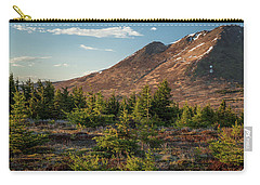 Wolverine Mt Near Sunset Carry-all Pouch