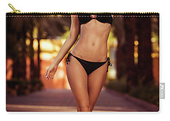 Woman Perfect Body Carry-all Pouch