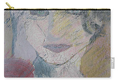 Woman's Portrait - Untitled Carry-all Pouch