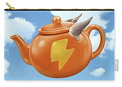 Wonder Teapot Carry-all Pouch