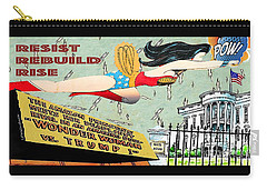 Wonder Women  Carry-all Pouch