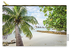 Carry-all Pouch featuring the photograph Wonderful View by Hannes Cmarits