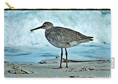 Wonderful Willet  Carry-all Pouch