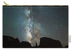 Carry-all Pouch featuring the photograph Wonders Of The Night by Darren White