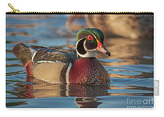 Wood Duck 4 Carry-all Pouch
