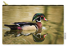 Wood Duck Cruising Carry-all Pouch