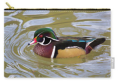 Wood Duck Carry-all Pouch