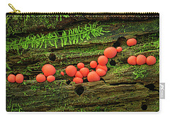 Wood Fungus Carry-all Pouch