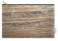 Wood Grain 1 Carry-all Pouch by Erika Chamberlin