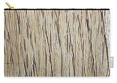 Wood Grain 2 Carry-all Pouch by Erika Chamberlin