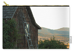 Wood House Carry-all Pouch