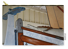 Wood Sailboat Details Carry-all Pouch