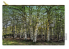 Woodland Carry-all Pouch by Alessandro Della Pietra