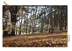 Woodland Carpet Carry-all Pouch