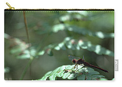 Woodland Dragonfly Carry-all Pouch