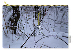 Woodland Holiday Carry-all Pouch