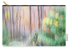 Woodland Hues 2 Carry-all Pouch by Bernhart Hochleitner