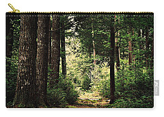 Woodland Hush Carry-all Pouch