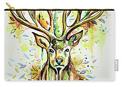 Woodland Magic Carry-all Pouch