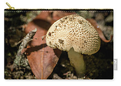 Woodland Mushroom Carry-all Pouch