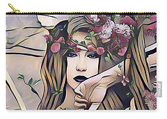 Woodland Nymph Carry-all Pouch