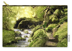 Woodland Steps Carry-all Pouch