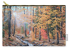 Woodland Trail Carry-all Pouch