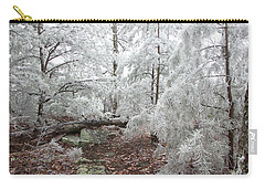 Woodland Wonder Carry-all Pouch by Mike Eingle