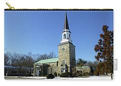 Woodlawn Cemetery Chapel Carry-all Pouch