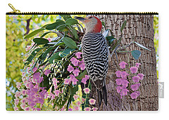 Woodpecker Heaven Carry-all Pouch