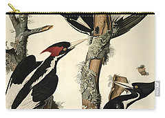 Woodpecker Carry-all Pouch by John James Audubon