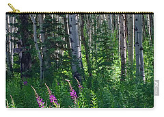 Woods Carry-all Pouch by Beth Saffer