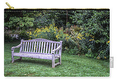 Woodstock Bench Carry-all Pouch