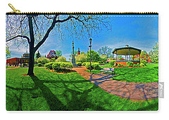 Woodstock Square Historic District 360 Spring Carry-all Pouch