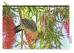 Woody In The Bottlebrush Carry-all Pouch