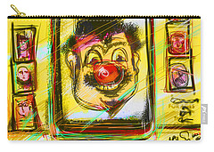 Wooly Willy Carry-all Pouch