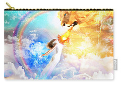 Words Like Fire Carry-all Pouch