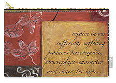Words To Live By Hope Carry-all Pouch